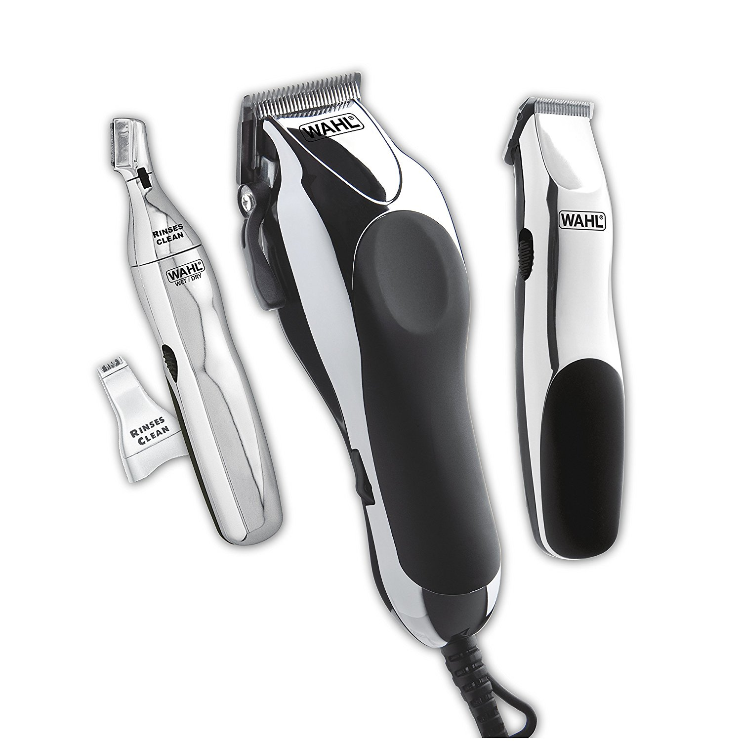 home haircut clippers top 10 best wahl clippers review and buying guide 2018 2798 | Wahl Clipper Home Barber Clipper Kit with hair clipper